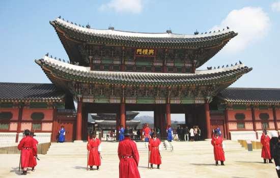 South Korea SEOUL | Day 1 Gyeongbokgung