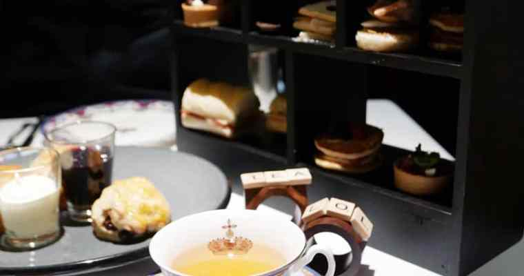 NOTCH 8 GAMES ON AFTERNOON HIGH TEA   FAIRMONT HOTEL VANCOUVER