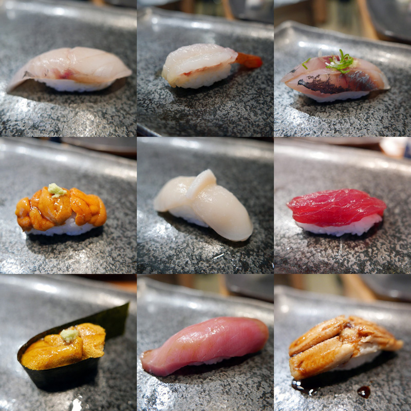 MAUMI SUSHI BAR VANCOUVER | RESERVATION ONLY OMAKASE MENU