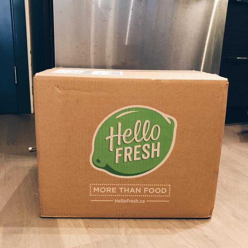 HELLO FRESH MEAL PREP VANCOUVER INSTANOMSS.COM FOOD BLOG