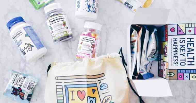 Herbland Multi-Vitamins Gummy Contest & Giveaway