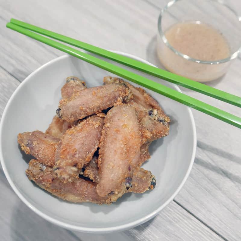 Phnom Penh Cambodian Fried Chicken Wings Recipe | 金邊炸雞翅