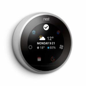nest thermostat works with alexa