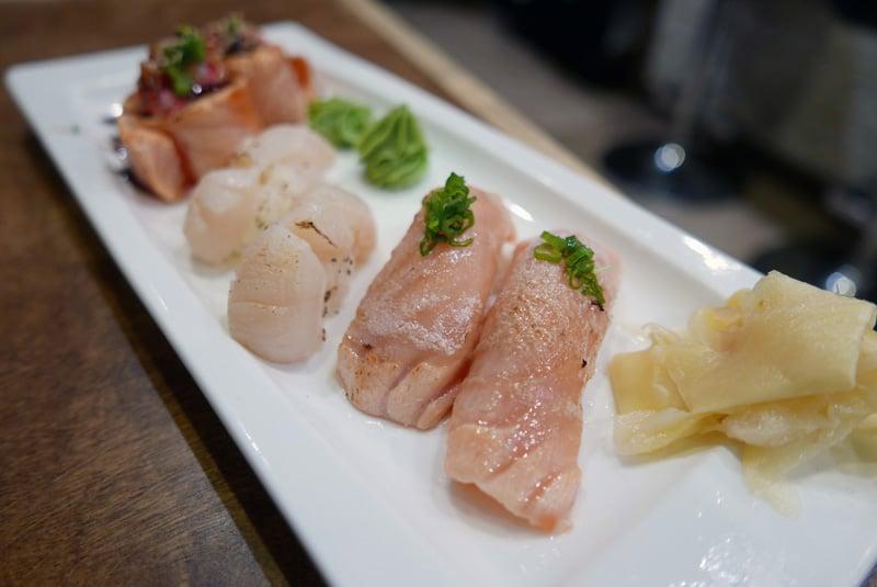 "Hanamori Sushi Coquitlam | ""the best"" aburi sushi"