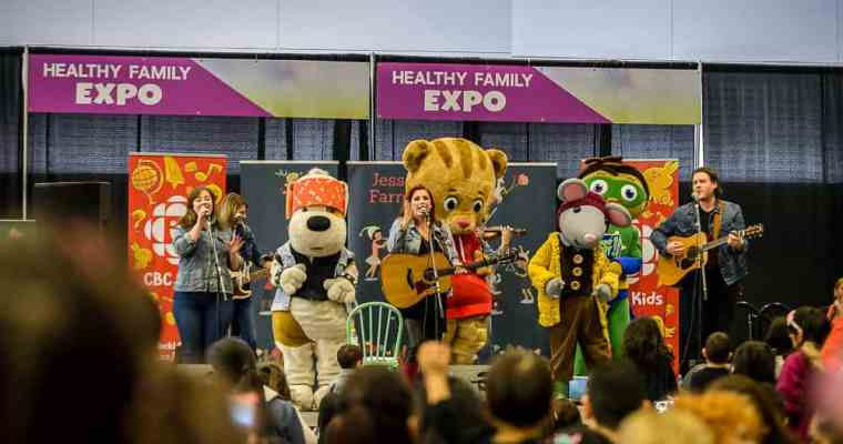 Healthy Family Expo 2019