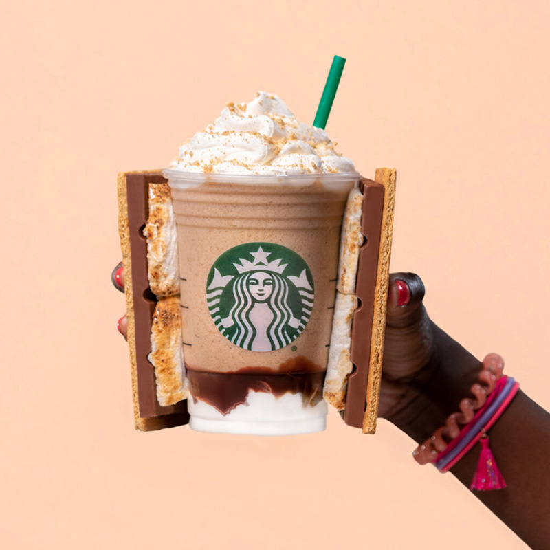 Starbucks Summer Drinks and S'mores Frappuccino Returns