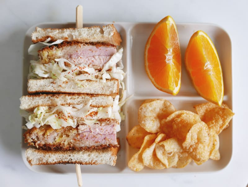 Turkey Katsu Sando: Crispy Japanese Turkey Sandwich Recipe