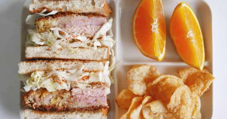 Turkey Katsu Sando: Crispy Japanese Turkey Sandwich Recipe