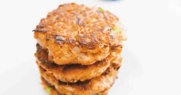 Easy Salmon Patties Recipe