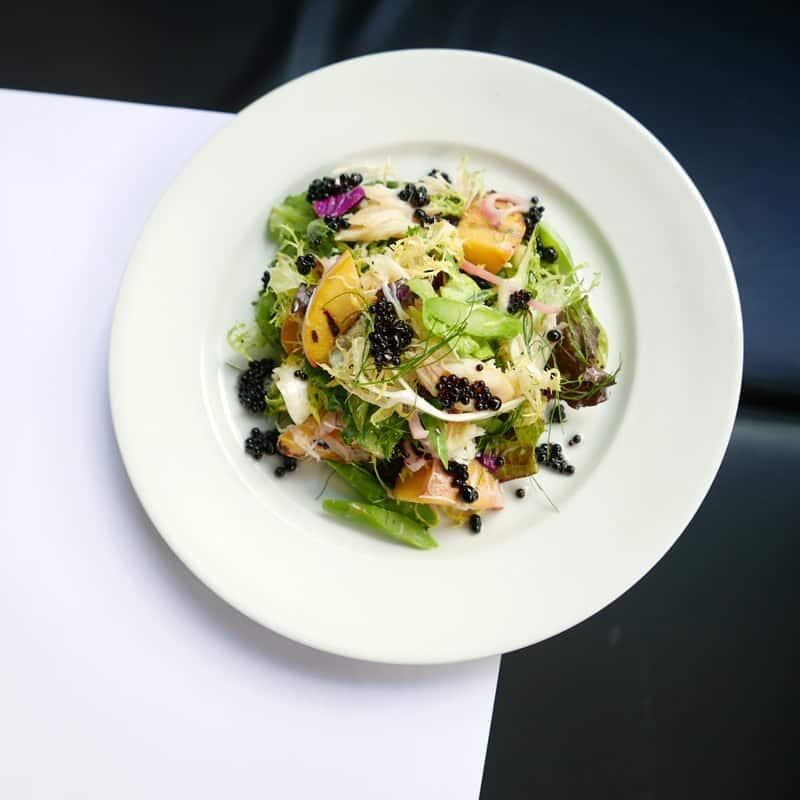 Coast Restaurant 15 Year Anniversary Menu | $15 Seafood Tasting Plates