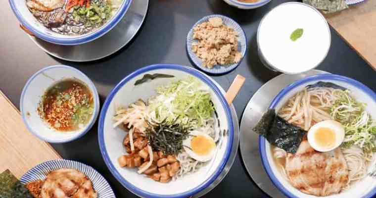 Afuri Ramen + Dumplings Richmond | 阿夫利