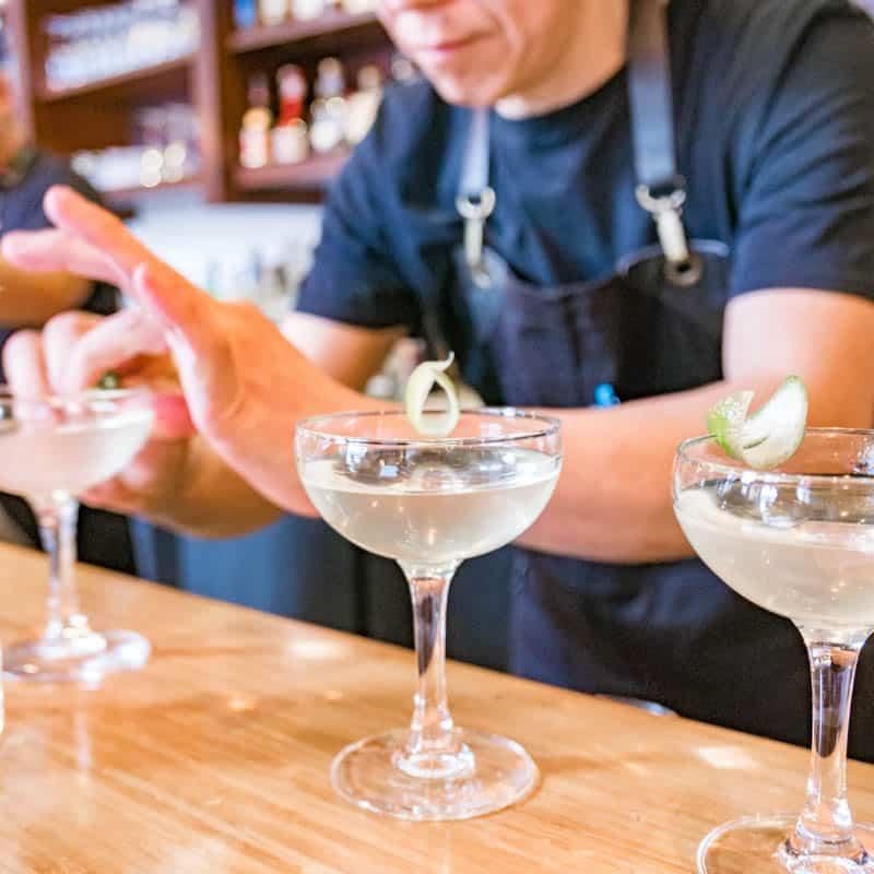 Tojo's Vancouver Happy Hour Menu