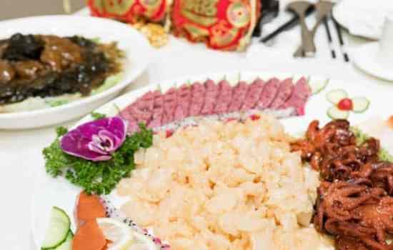 Yue Restaurant 鮑粵軒 Richmond   Dim Sum & Chinese New Year Specialties