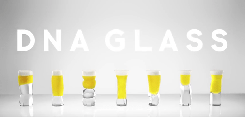 Suntory announces DNA GLASS Project
