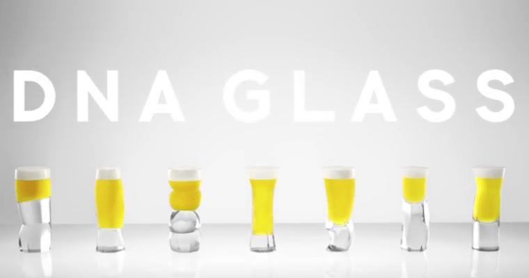 Suntory announces DNA GLASS Project