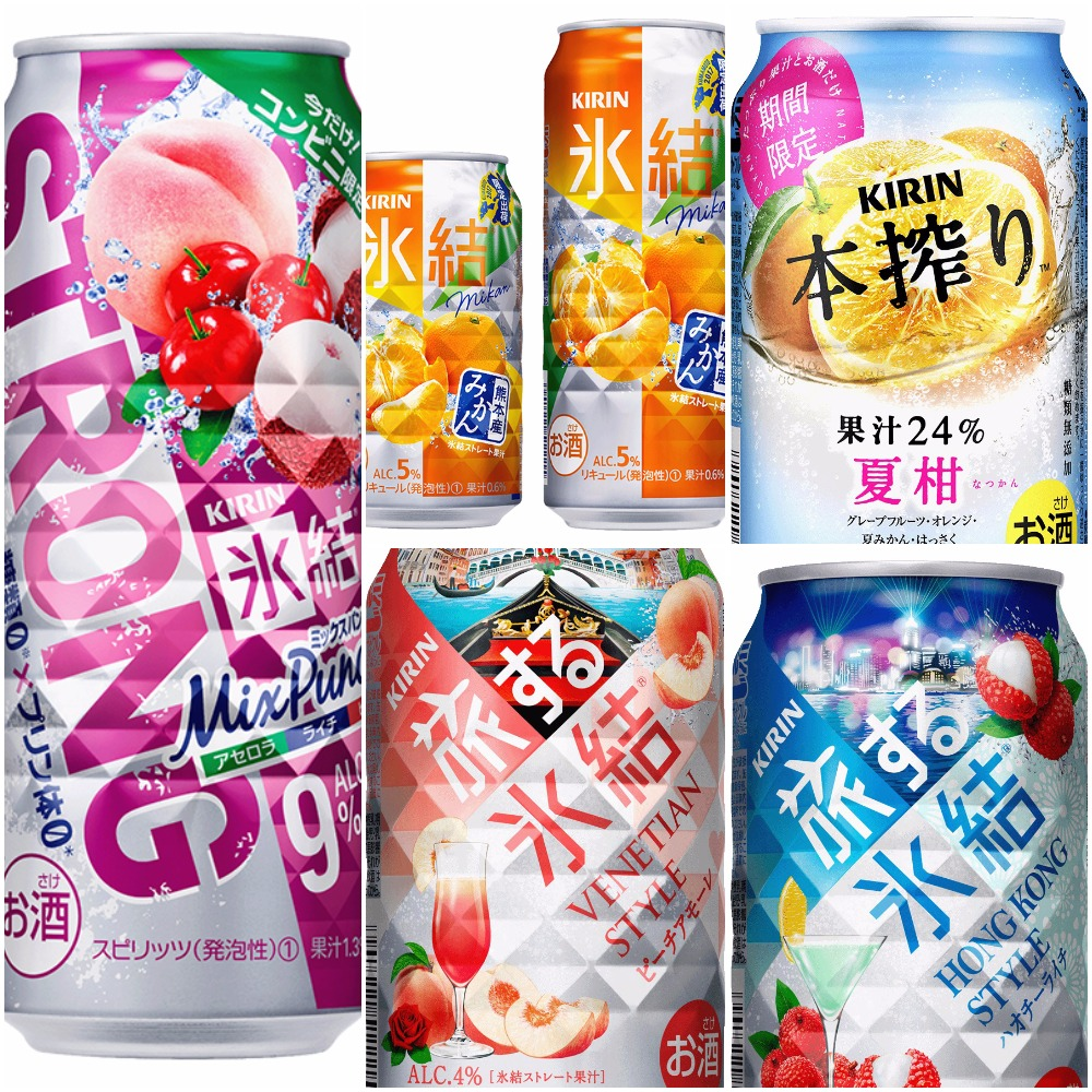 Chuhai Watch: 13 New Chuhais over Chuhai Season