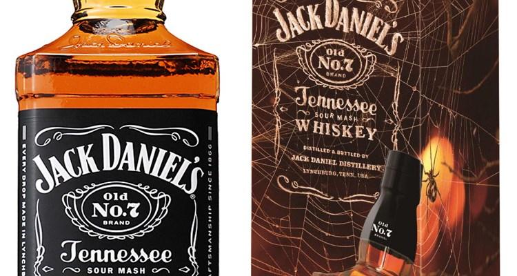 Japan-only Jack Daniel's Black Halloween Box 2017