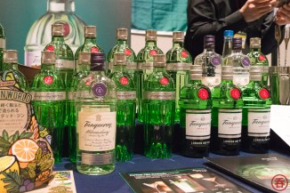 My first time seeing Tanqueray Bloomsbury in Japan