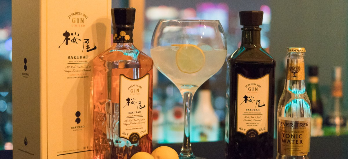 Review: Sakurao Gin Original, Sakurao Gin Limited