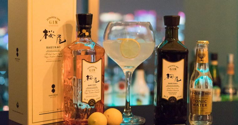 Sakurao Gin Original & Nikka Coffey Vodka win spirits awards back-to-back