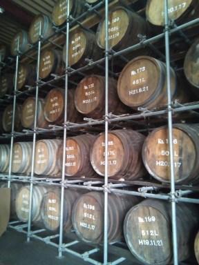 That's barley shochu, not whisky!