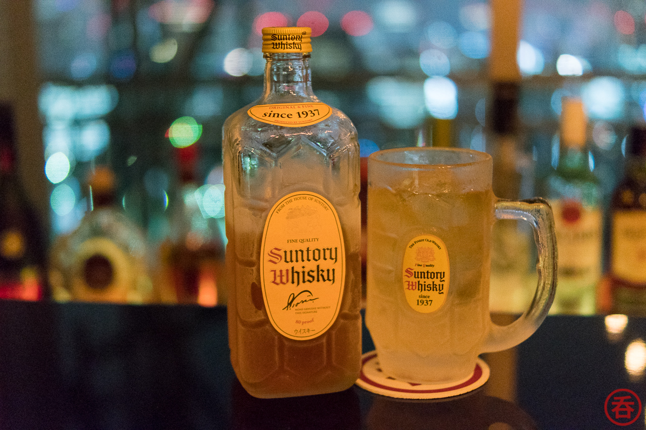 10 ways to drink Japanese whisky: #1, Whisky Highball