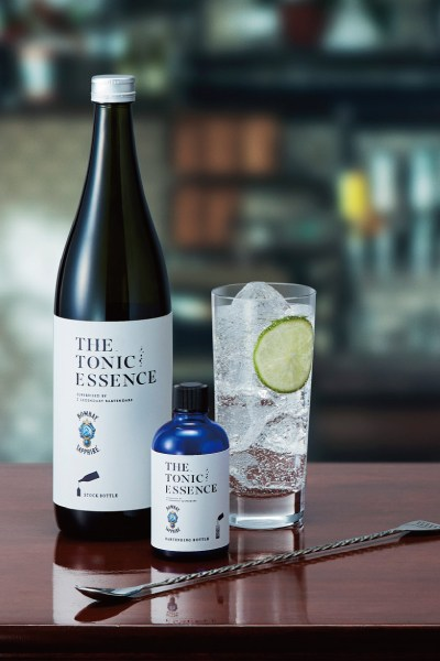 Bombay Sapphire The Tonic Essence tonic-izes your soda