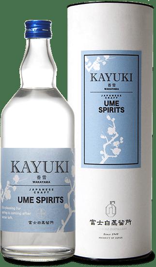 Kayuki Ume Spirits from Nakano BC