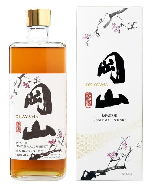 Single Malt Okayama for Tenmaya 200th Anniversary