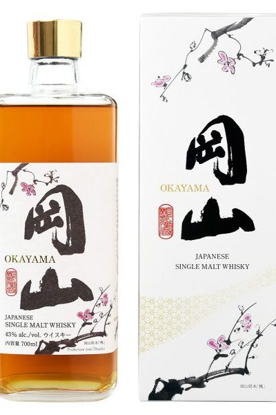 Single Malt Okayama for Tenmaya 200th Anniversary