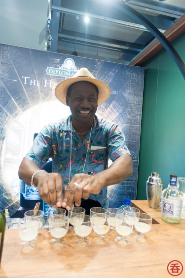 Ian Burrell, Global Rum Ambassador