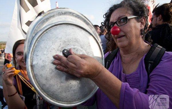 APPELLO per la manifestazione del 30 marzo a Niscemi contro il MUOS