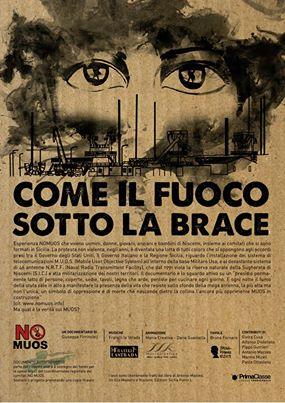"""RAGUSA - 8 SETTEMBRE 213 - PRESENTAZIONE  """"Come il fuoco sotto la brace"""" di Giuseppe Firrincieli"""