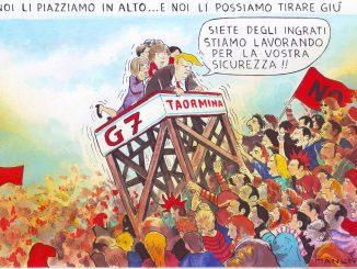 No G7 Taormina, Un altro mondo è necessario