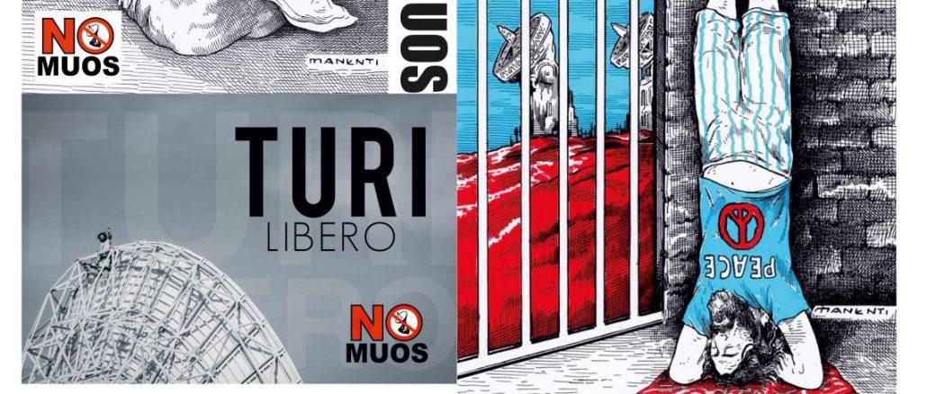 Campagna di solidarietà a Turi Vaccaro | Cartoline per Turi