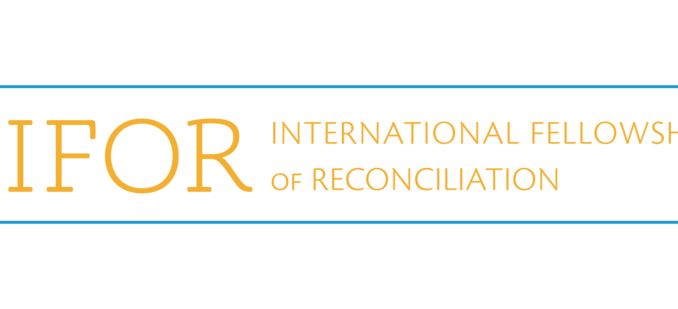logo international fellowship of reconciliation