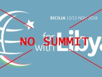 no summit