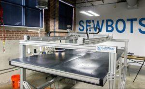 SoftWear robot