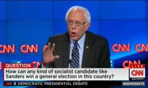 Bernie Sanders on CNN