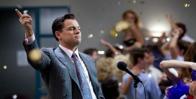 Leonardo DiCaprio foi indicado ao Oscar de melhor ator por O Lobo de Wall Street