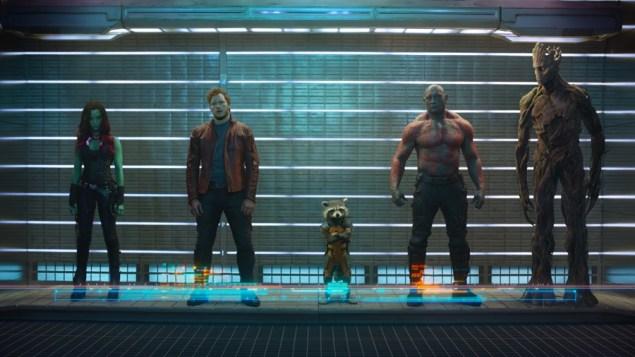Equipe de heróis desconhecidos da Marvel rende um dos seus melhores filmes. (Crédito: Walt Disney Pictures / divulgação).