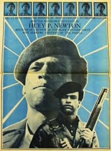 Huey Newton, fundador e líder dos Panteras Negras