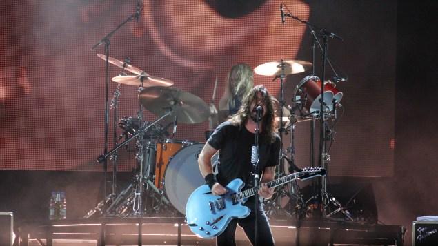 Foo Fighters abriu a turnê pelo Brasil em Porto Alegre (Crédito: Ita Pritsch)