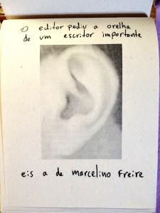 "A ""orelha"" do amanual de Nícolas"