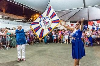 União da Vila do IAPI foi a segunda a se apresentar (Foto: Gisele Endres/Nonada)