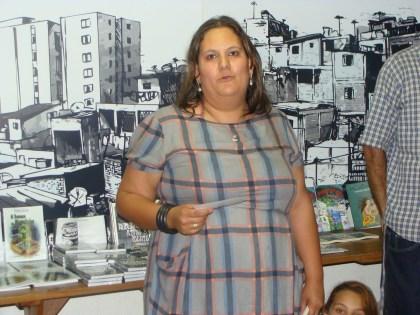 A pesquisa faz parte do projeto de mestrado de Jéssica Balbino (Foto: Marilda Borges e Evandro Borges/Sarau Suburbano)