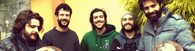 Cuscobayo está no cartaz da HoneyBomb Records (Foto: divulgação)