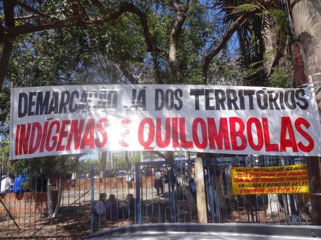 (Crédito: Frente Quilombola)