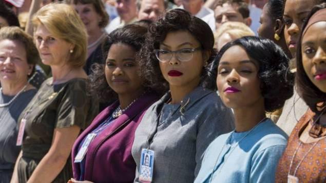 Dorothy, Katherine e Mary conquistam seus espaços na NASA a partir de lutas e resistências. Crédito: Divulgação