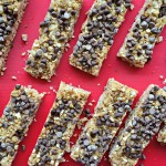 Katie's Cucina: Chewy Chocolate Chip Granola Bars